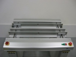 Dual track linking conveyor 1000mm