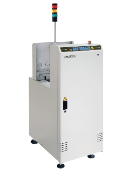 Push-up stacker
